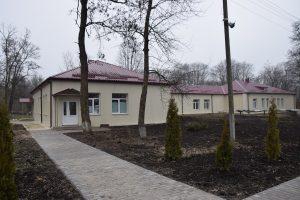 База зберігання на Полтавщині отримала гуртожиток для контрактників