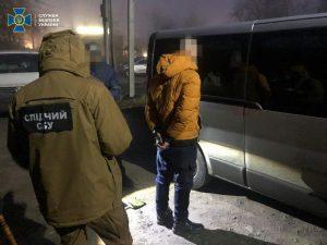СБУ викрила військового на передачі інформації російським спецслужбам