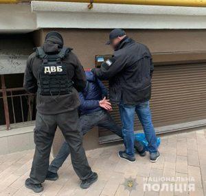 """Бойовик """"ДНР"""" стріляв у поліцейських в Києві"""
