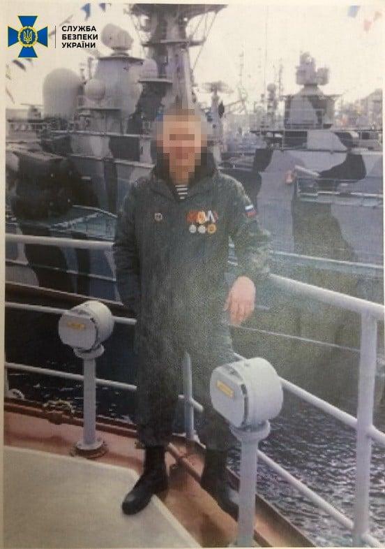 Затриманий учасник «Самооборони Криму»