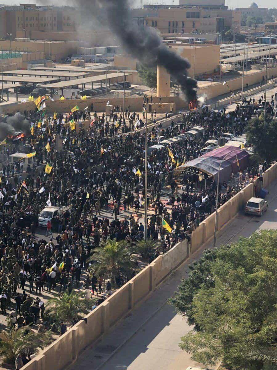 Дайджест подій на Близькому сході. 2 січня 2020 року