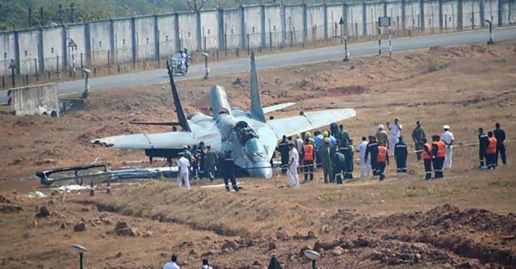 МіГ-29, Індія, 2018 рік