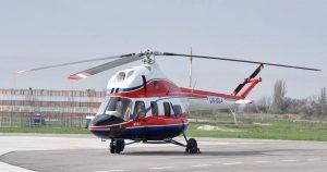 """""""Мотор Січ"""" планує сертифікувати вертоліт """"Надія"""""""