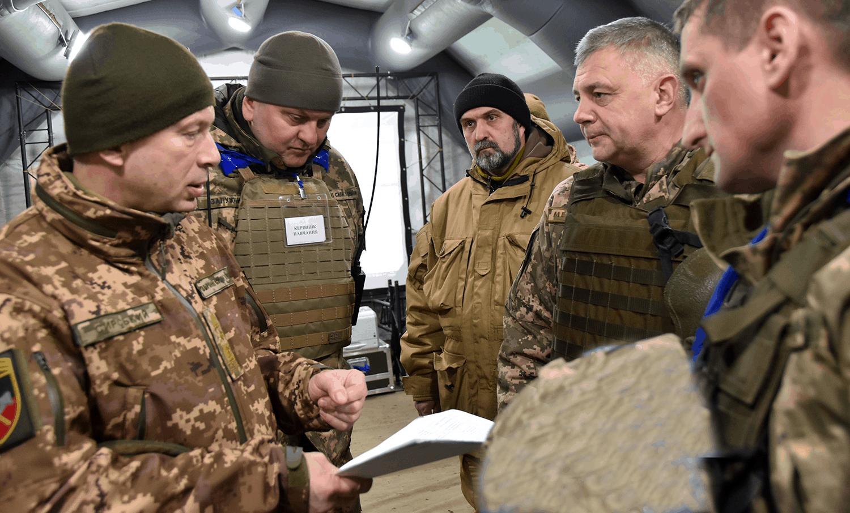 Командувач Сухопутних військ генерал Сирський Олександр про розвиток української армії