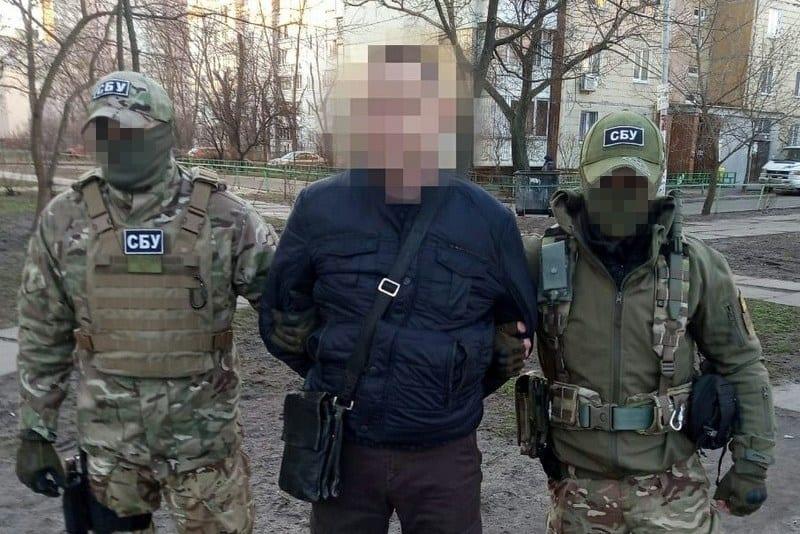СБУ затримала агента «ЛНР» у Києві