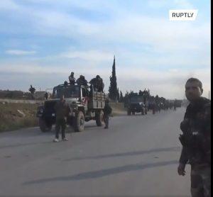 Хроніки сирійської війни  – станом на 23 лютого 2020 р. (ранок)