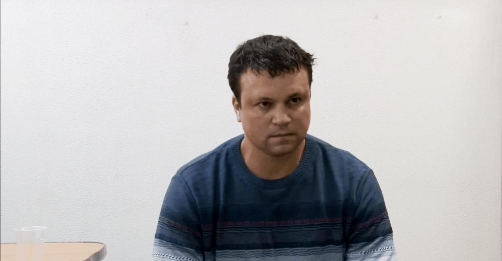 Український політв'язень Олексій Стогній прибув з Криму до Києва
