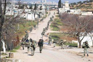 Хроніки сирійської війни  – станом на 21 лютого 2020 р. (вечір)