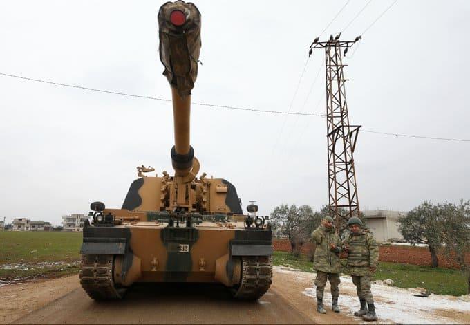 Хроніки сирійської війни  – станом на 12 лютого 2020 р. (вечір)