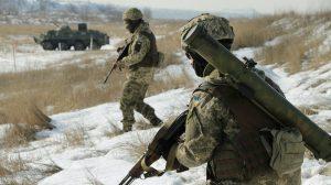 Спроба прориву позицій ЗСУ – бойовики зазнали втрат