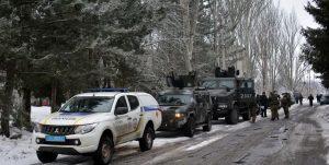 Оперативні заходи у Волновасі – виявлено осіб імовірно причетних до бойовиків