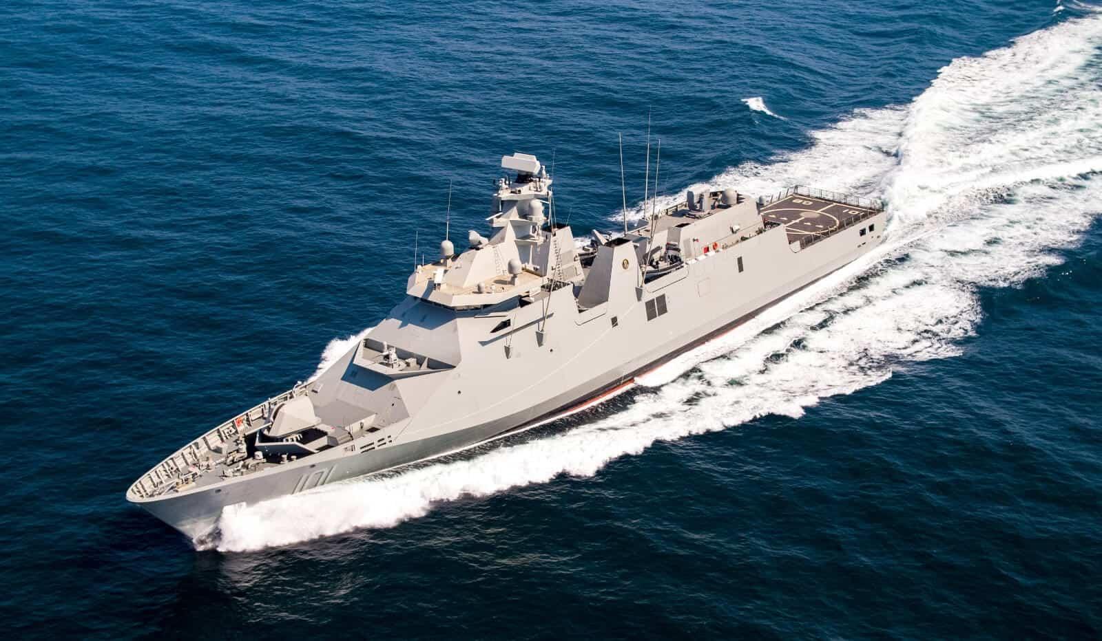 Мексика ввела до складу ВМС фрегат ARM Reformador