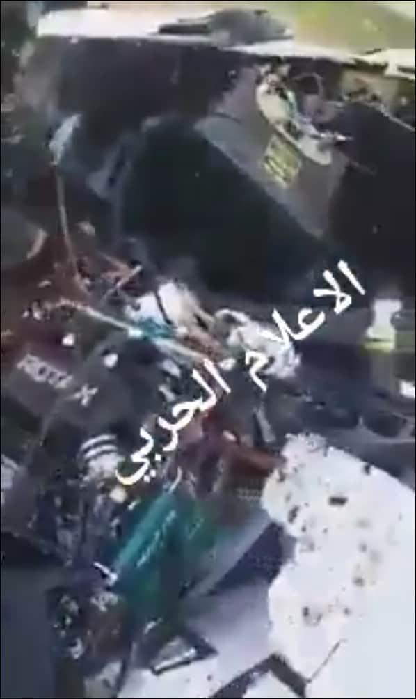 Bayraktar TB2 збитий у Лівії