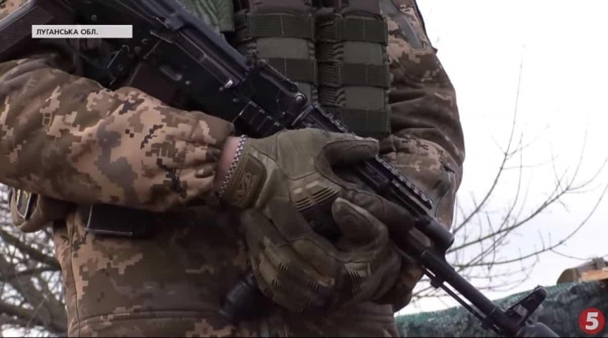 Бутусов: російські війська атакувати українські опорні пункти під Золотим