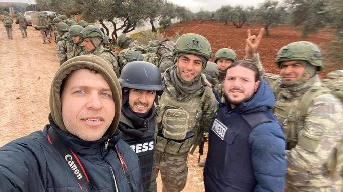 Хроніки сирійської війни  – станом на 11 лютого 2020 р. (ранок)