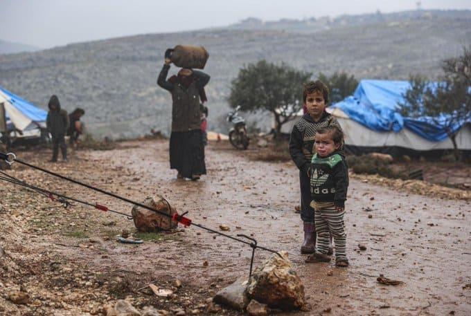 Хроніки сирійської війни  – станом на 13 лютого 2020 р. (ранок)