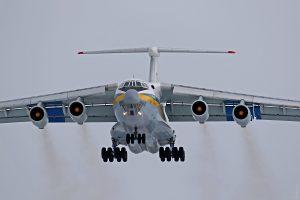 Іл-76МД ЗСУ доставить в Уганду L-39ZA після ремонту в Одесі