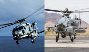 Індія купує Apache та Seahawk на понад 3 млрд доларів