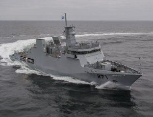 Пакистан ввів до складу флоту корвет PNS Yarmook