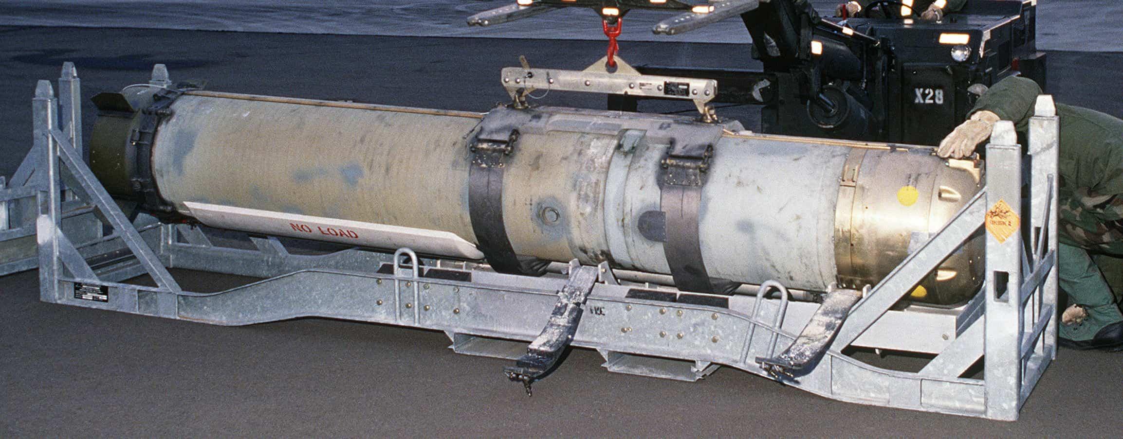 Mark 60 Captor на палубі корабля