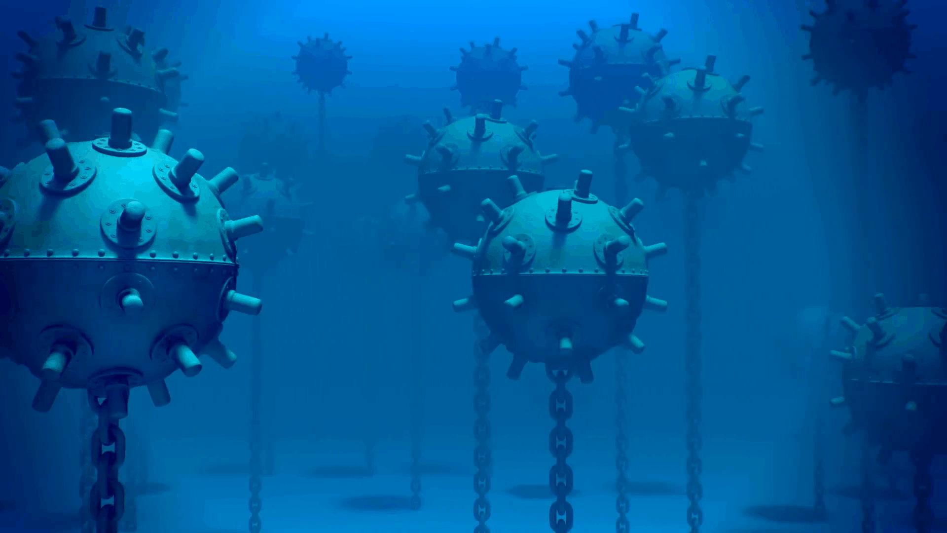 Основні напрямки боротьби з сучасними морськими мінами