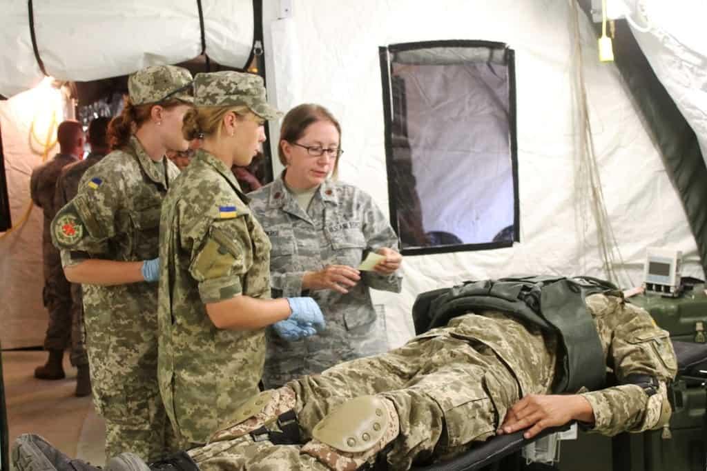 В ЗСУ створено Командування медичних сил