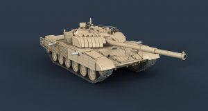 """""""Укроборонпром"""" презентував нову програму модернізації танків Т-72"""