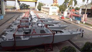 В'єтнам експортує швидкісні патрульні катери до Африки