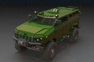 «Українська бронетехніка» спільно з «КрАЗ» розробляє «КАМРАТ»