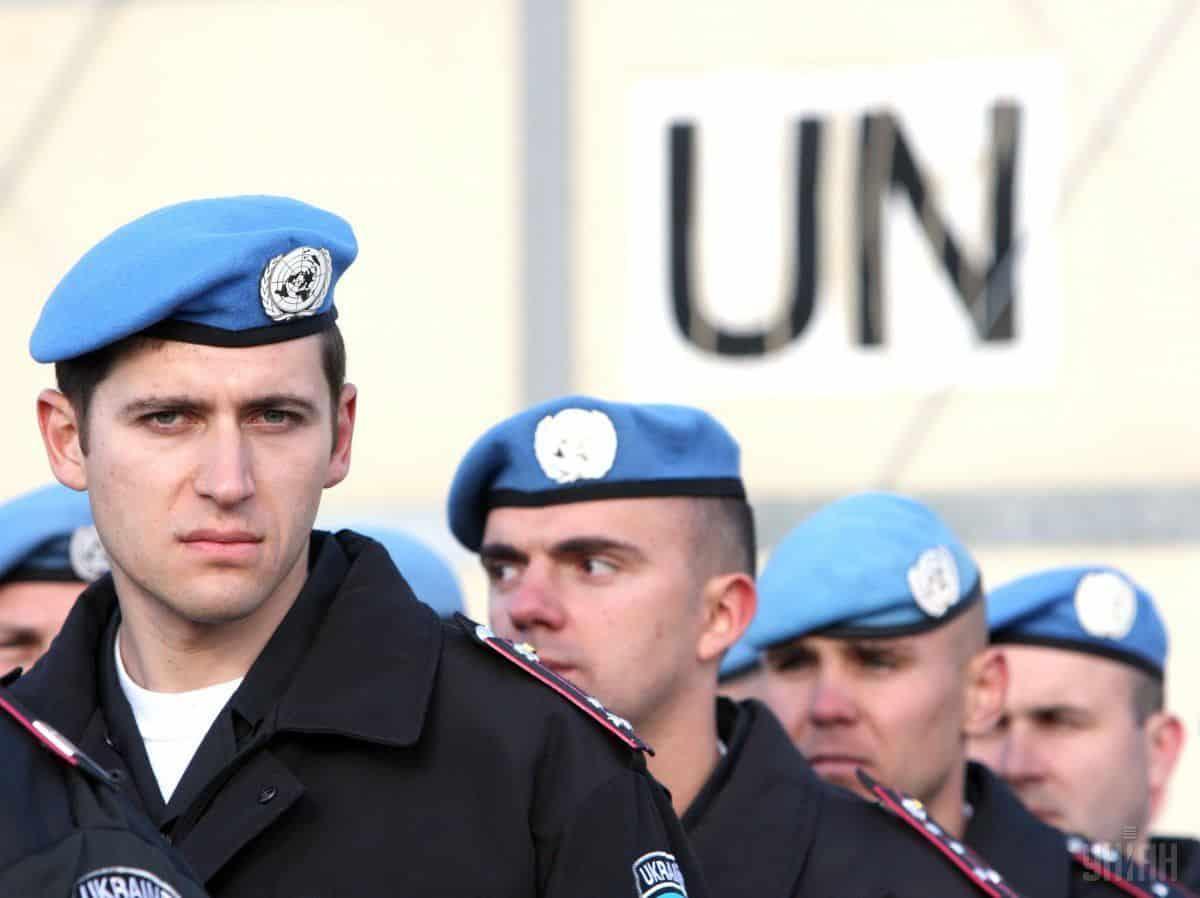 МВС розпочав відбір для миротворчих місій
