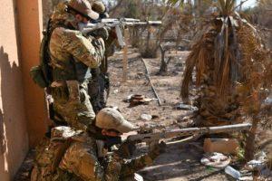 В Росії хоронять бійців загиблих у Лівії