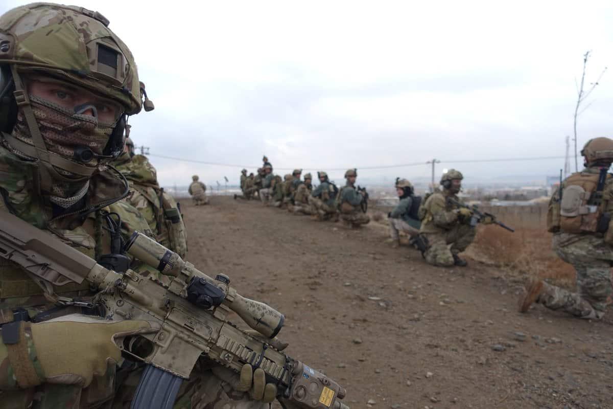 Військовослужбовці ЗС Норвегії в Афганістані