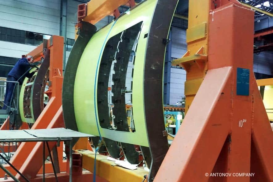 Виготовлення деталей для Ан-178 на замовлення Перу