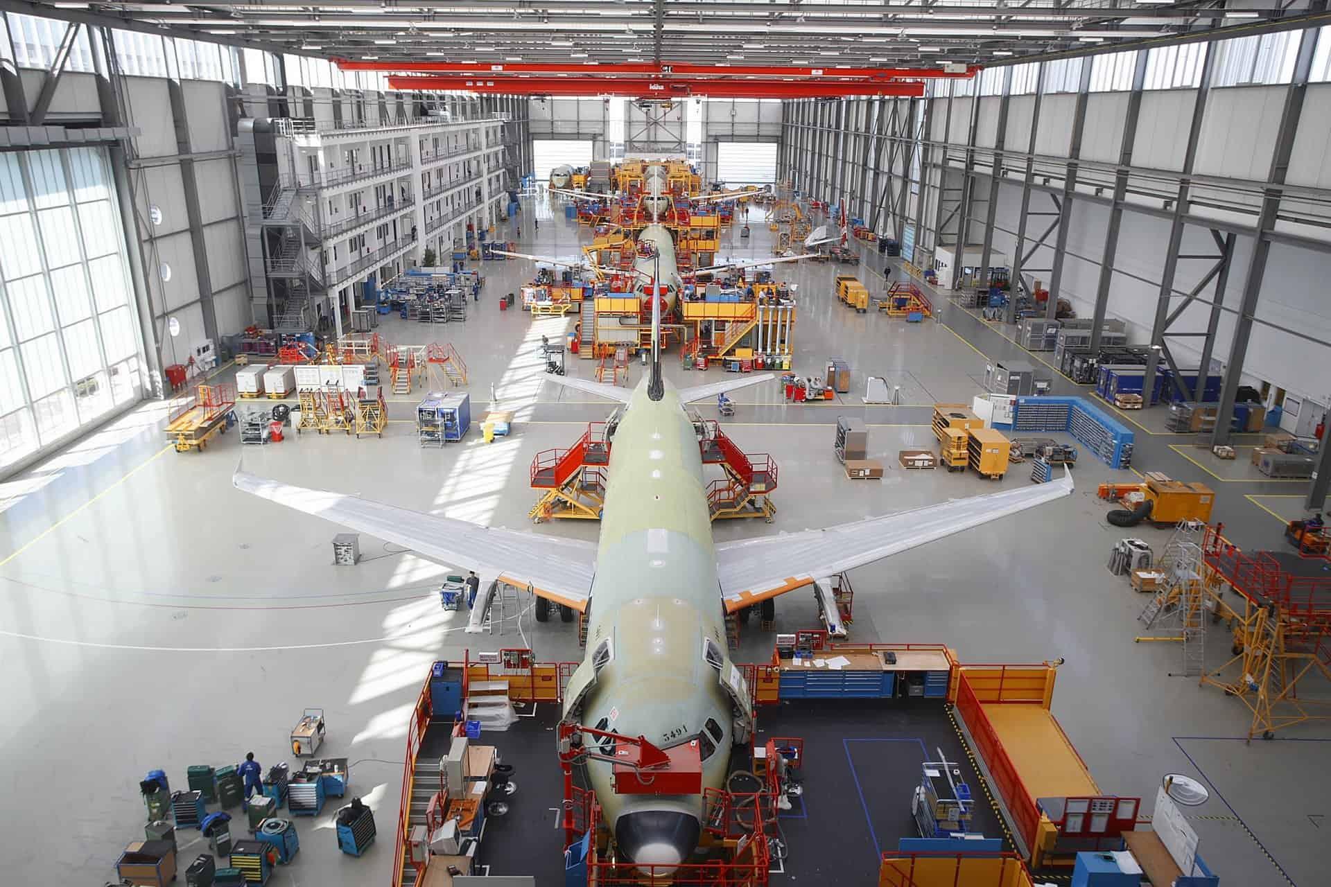 Збитки Airbus за минули рік: 1,36 мільярда євро