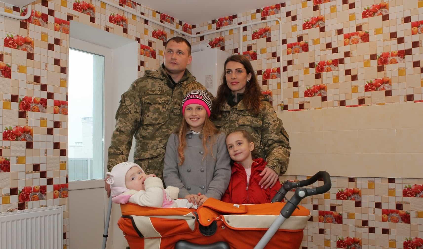 Міноборони хоче «закрити» чергу на житло для військовослужбовців