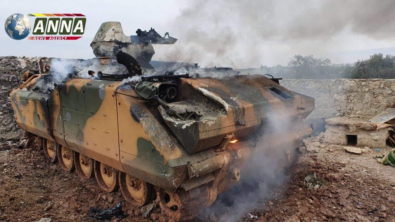 Хроніки сирійської війни  – станом на 14 лютого 2020 р. (вечір)