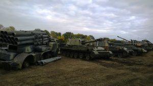 Цифри втрат артилерії Збройних Сил України у війні