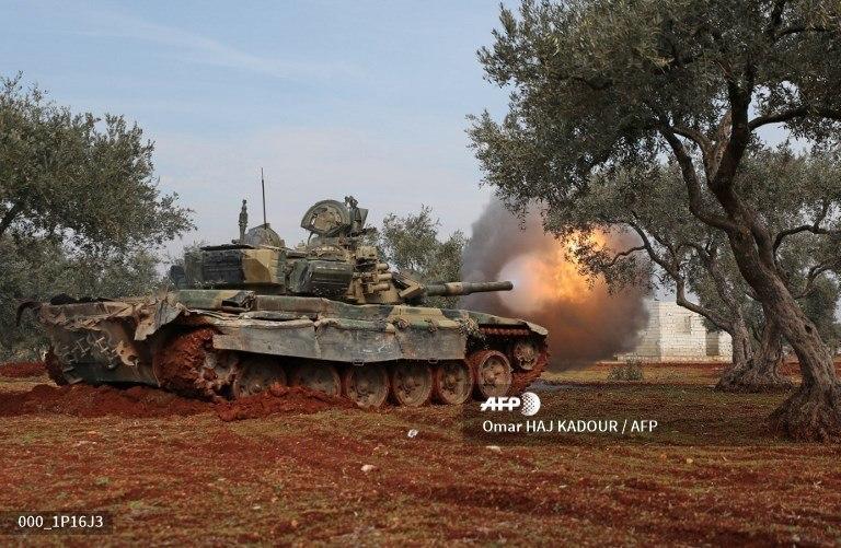 Хроніки сирійської війни  – станом на 16 лютого 2020 р. (вечір)