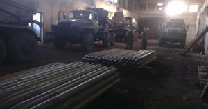 """Визначили одне з місць базування на Донбасі """"Градів"""" російської армії в 2014 році"""