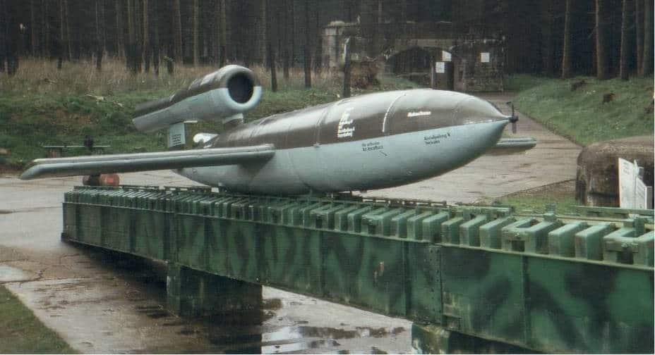 Пускова установка Fi-103 (V-1)