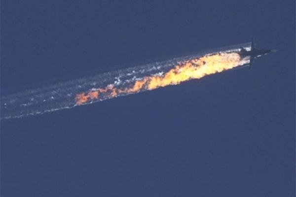 Падіння Су-24М Росії RF-90932/83 W
