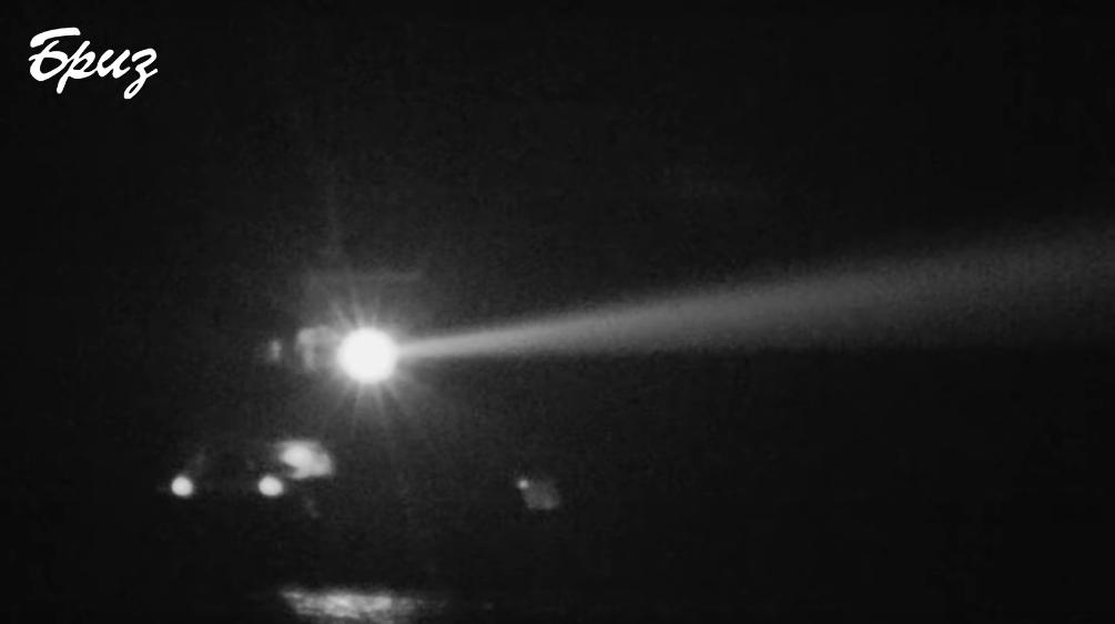 Росіяни намагаються засліпити український екіпаж