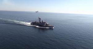 """Кораблі Росії влаштували провокацію ракетному катеру """"Прилуки"""""""