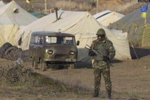 Чонгарське протистояння. Як навесні 2014-го обороняли південний напрямок