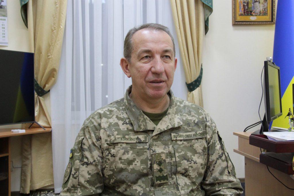 Сергій Корнійчук. Начальник Генерального штабу
