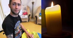 Помер кіборг з Рівненщини Андрій Мельник