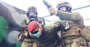 ВСП готується силоміць затримувати військових з вірусом