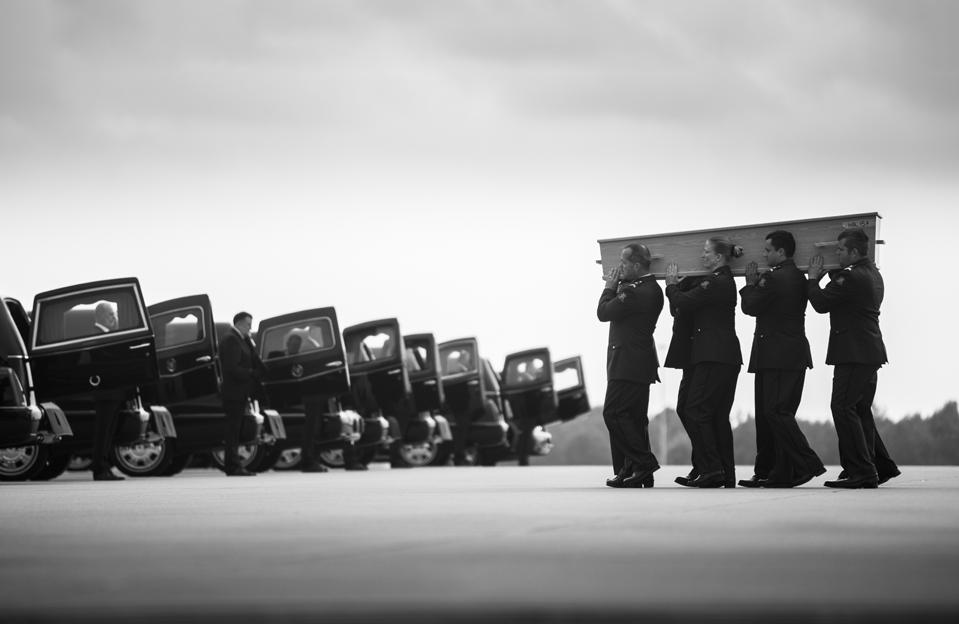 Нідерланди. Жертви MH17
