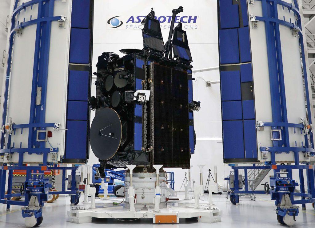 Супутник AEHF-6