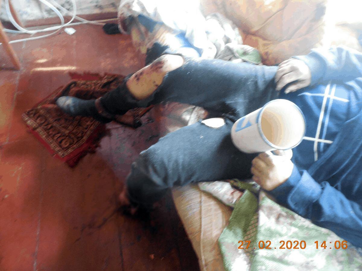 Чоловік підірвався на міні ПМН-2 та помер. Березень 2020 рік